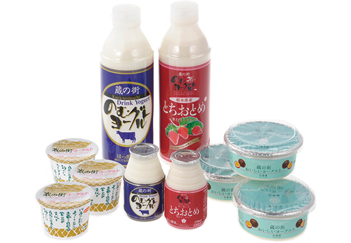 栃木乳業Web限定ギフトセットA