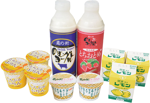 栃木乳業Web限定ギフトセットB