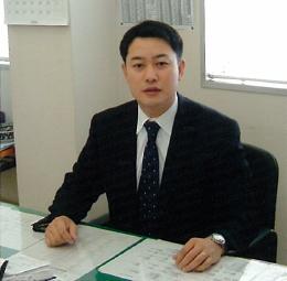 栃木乳業株式会社 代表取締役社長 松倉敬士