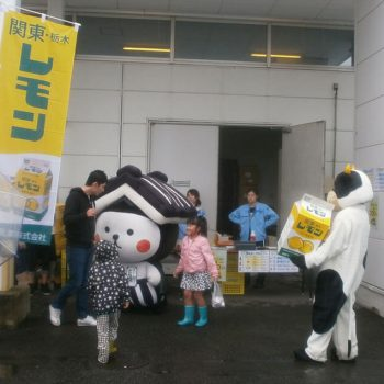 栃木乳業70周年感謝セール