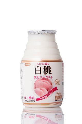 蔵の街のむ白桃ヨーグルト(150ml)